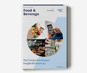 Perspectivas para a indústria global de Alimentos & Bebidas